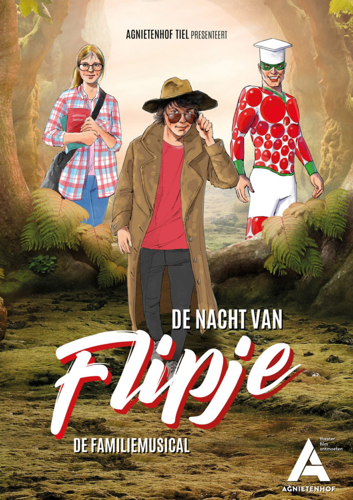 Musical over jam-mascotte in 'De Nacht van Flipje'