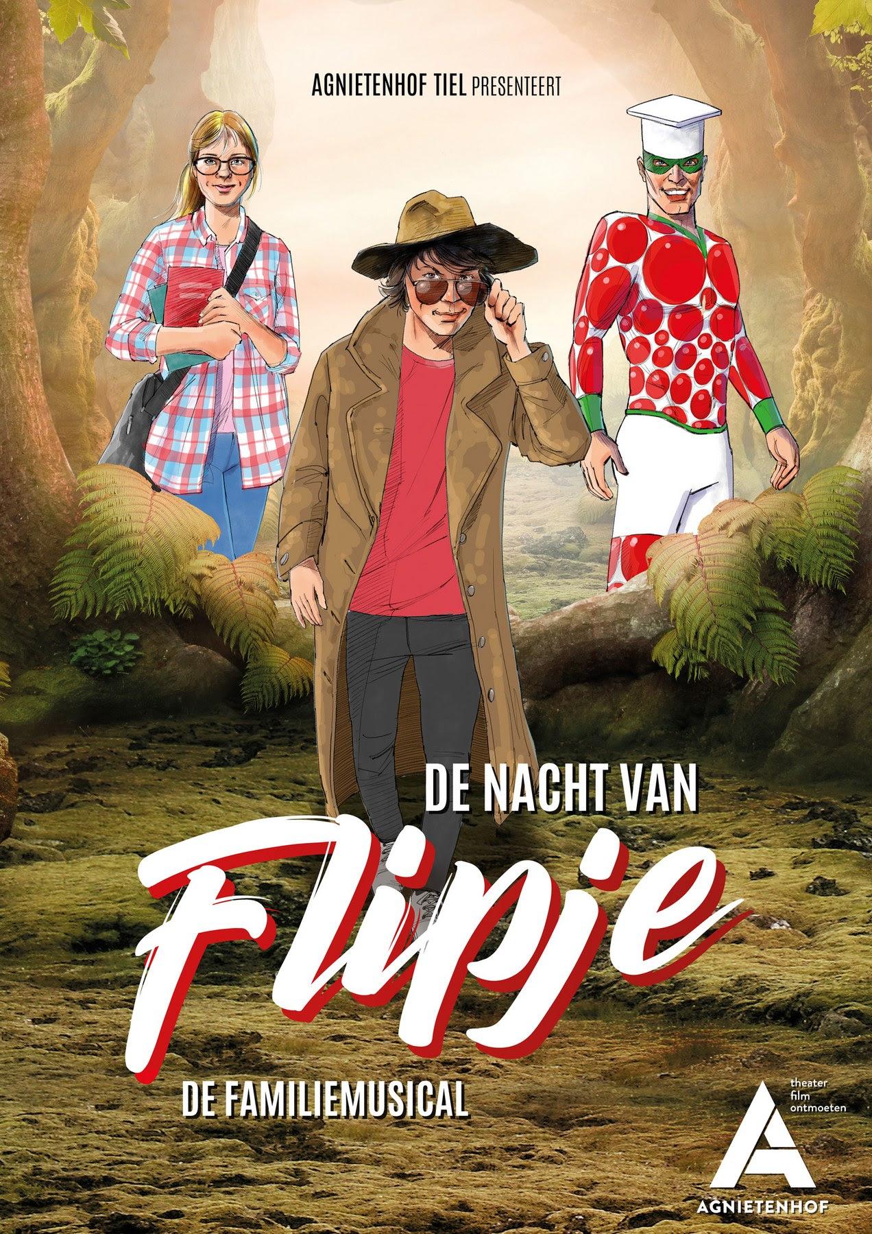 Speciale voorstelling 'De Nacht van Flipje' met gebarentolken