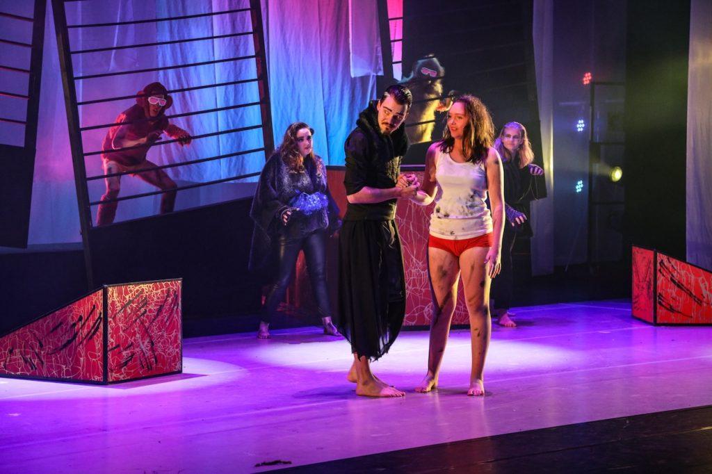 Auditie oproep: Theaterplan zoekt spelers, zangers en dansers voor de voorstelling 'Grimm'
