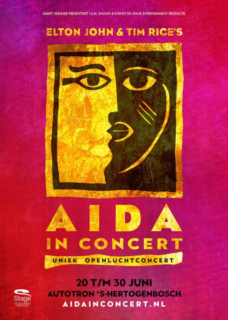 Addy van den Krommenacker ontwerpt exclusieve jurken voor 'Aida in Concert'