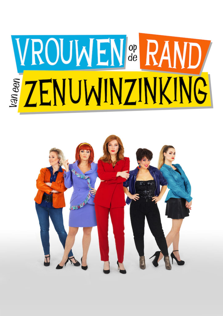 Cast 'Vrouwen op de rand van een zenuwinzinking' bekend