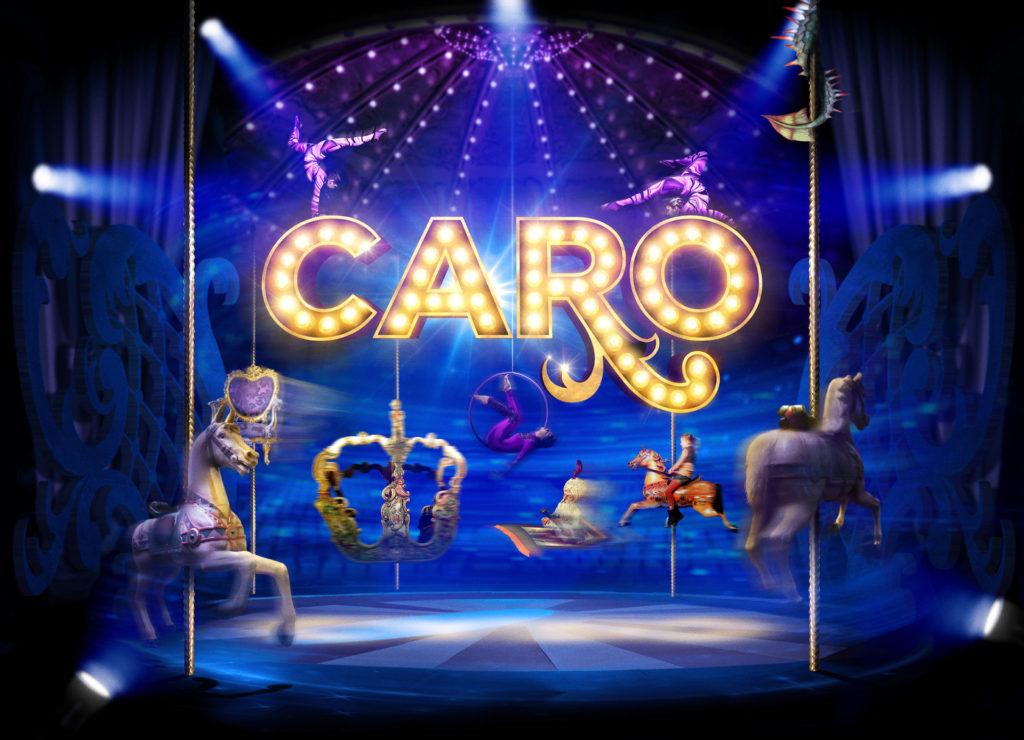 Honderdmaal 'Caro' in De Efteling