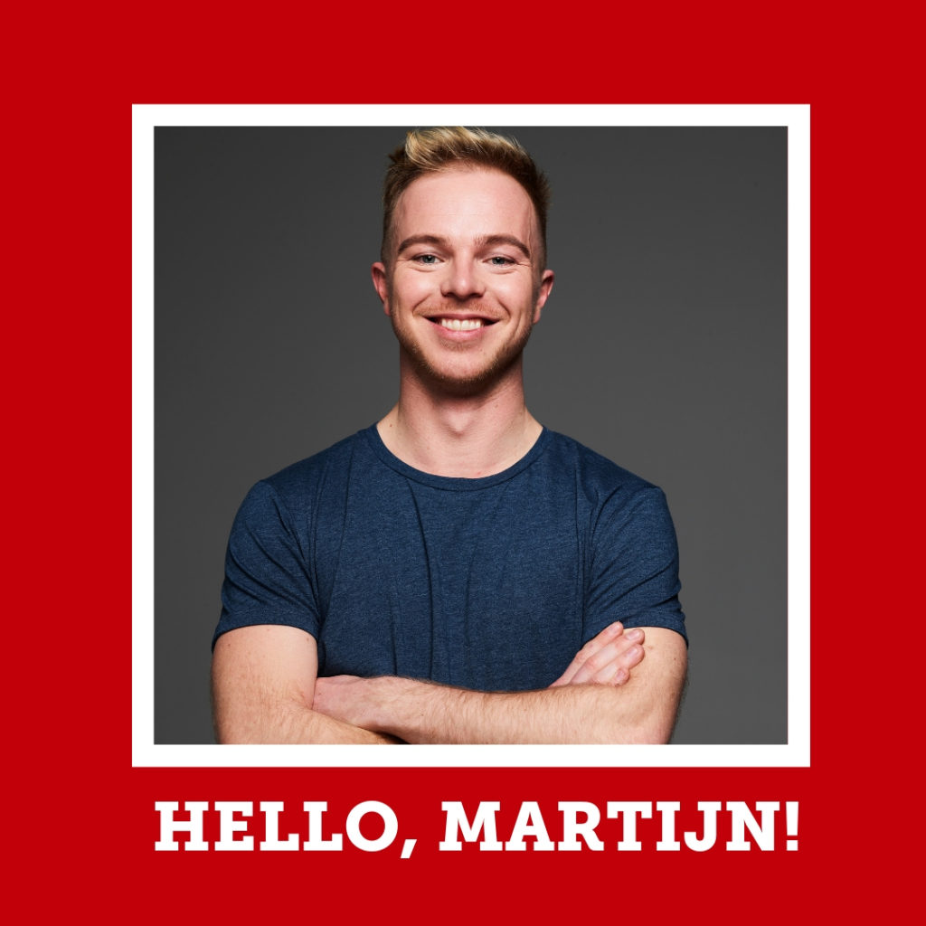 Martijn Vogel te zien in HELLO, DOLLY!