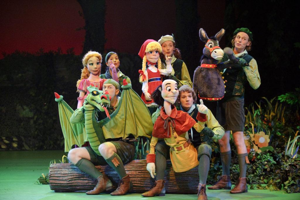 Efteling-musical 'Sprookjesboom' opnieuw op tournee