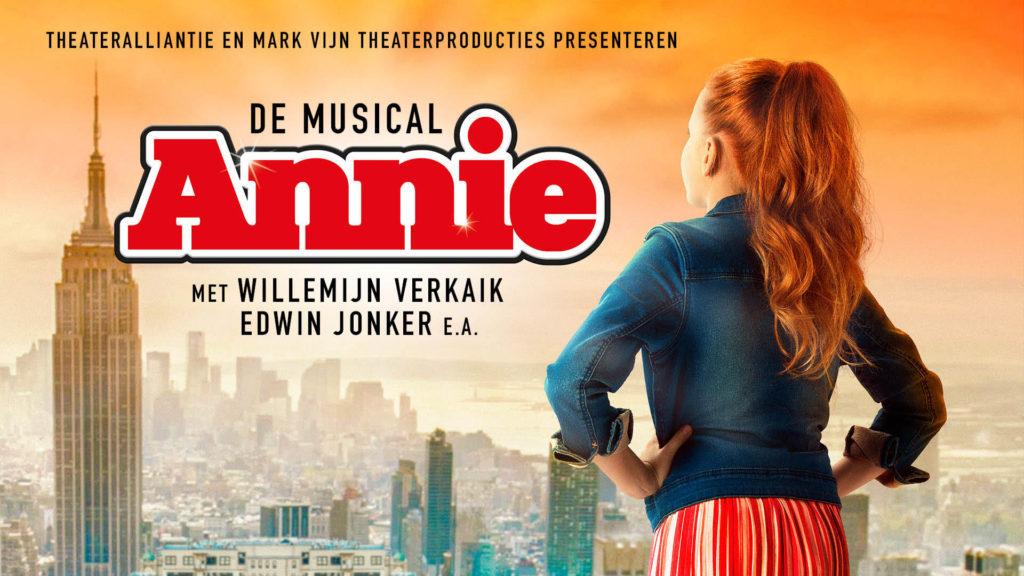 'Annie de Musical' komend theaterseizoen ook naar België