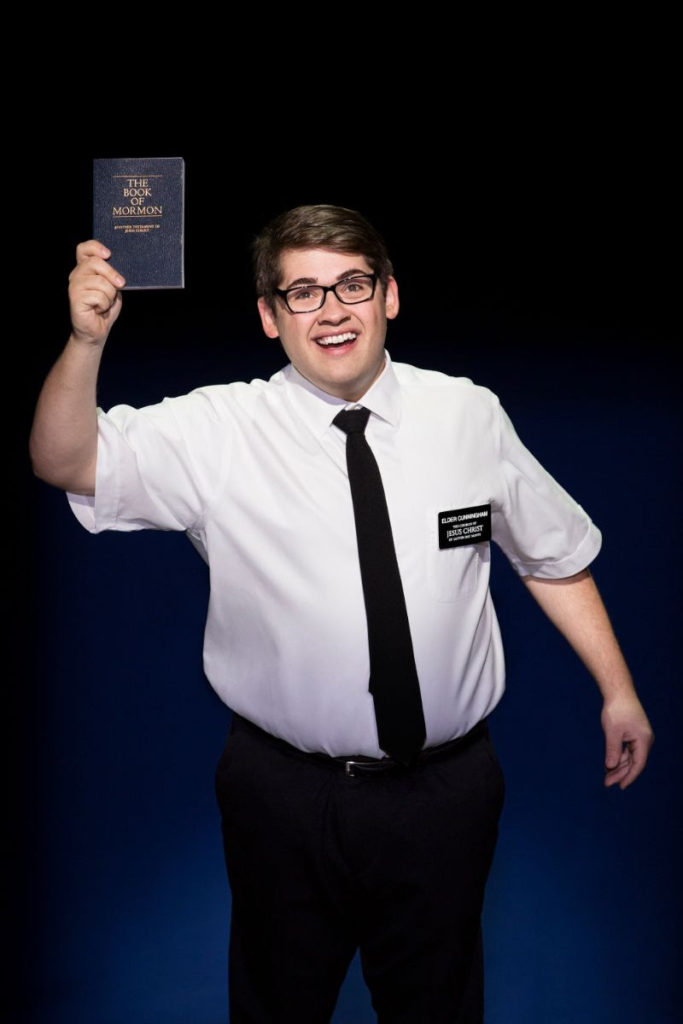 Cast Book of Mormon bekend