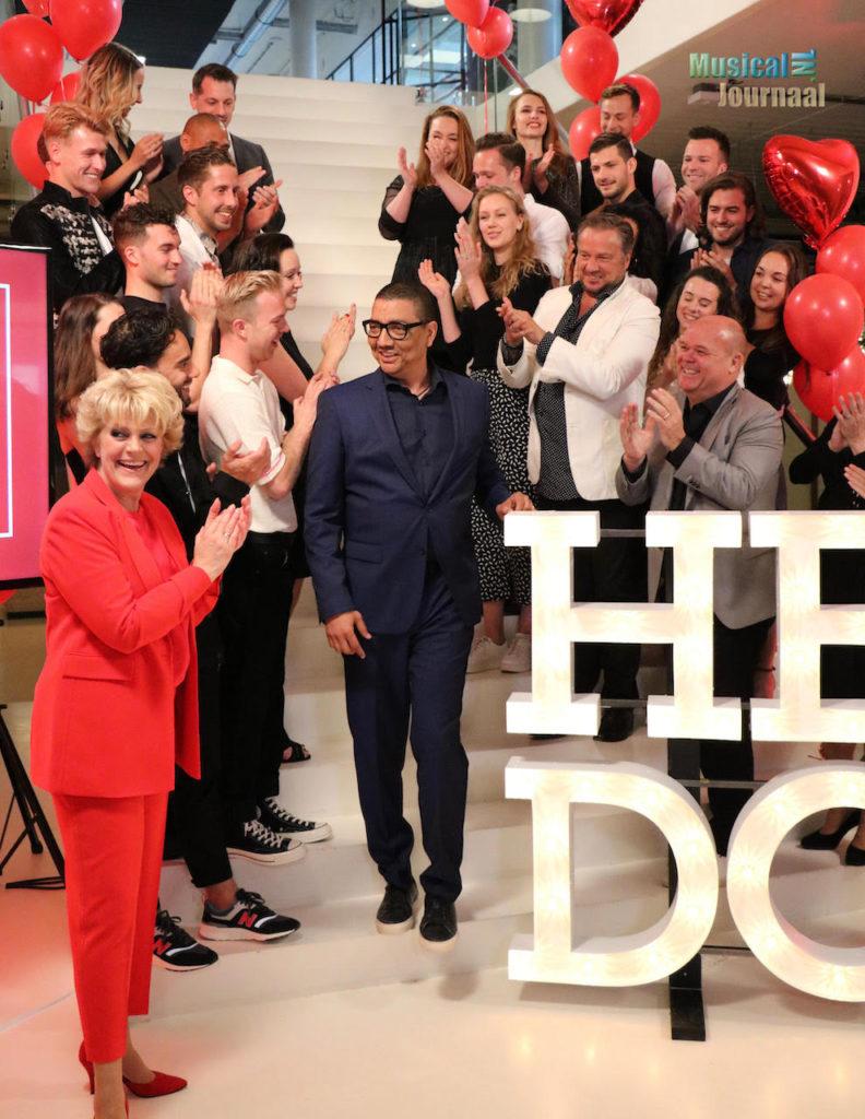 Jörgen Raymann maakt musical-debuut naast Simone Kleinsma in 'Hello Dolly'