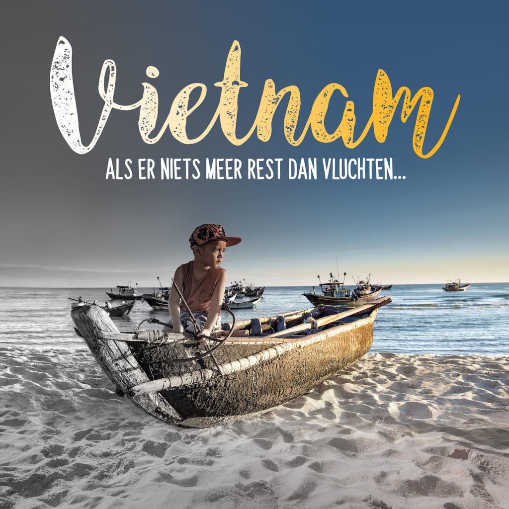 Homemade Productions maakt beklemmend muziektheater over Vietnamese bootvluchtelingen