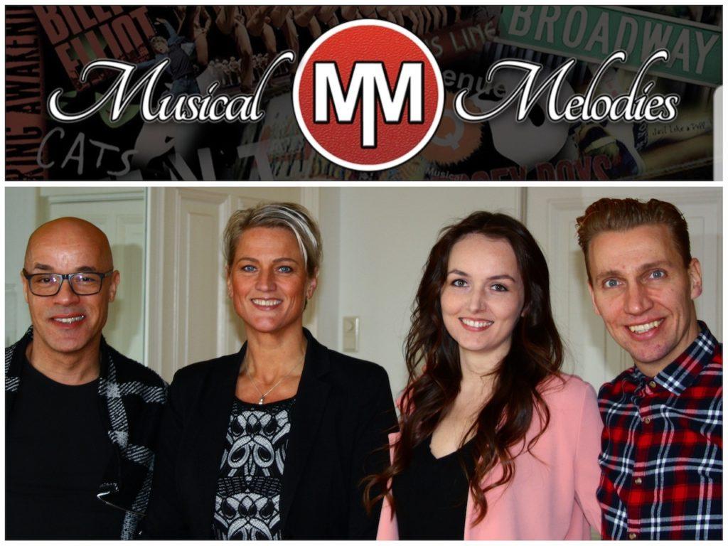 Concert 'Musical Melodies' met Marcel Visscher en Stanley Burleson in de kop van Noord-Holland