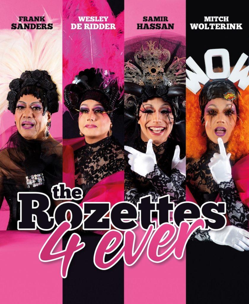 Frank Sanders met The Rozettes terug in het theater