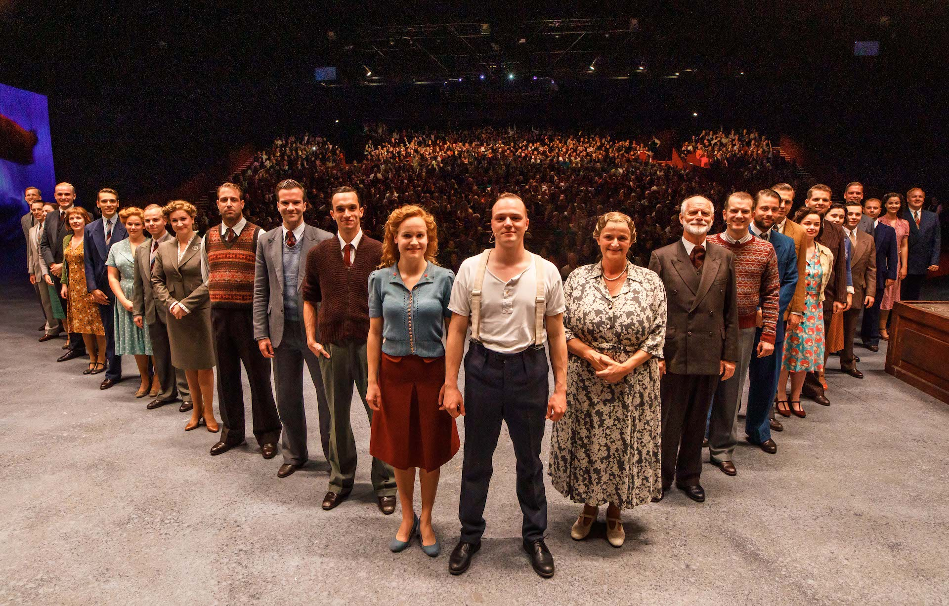 Soldaat van Oranje - De Musical speelt 2.750ste voorstelling