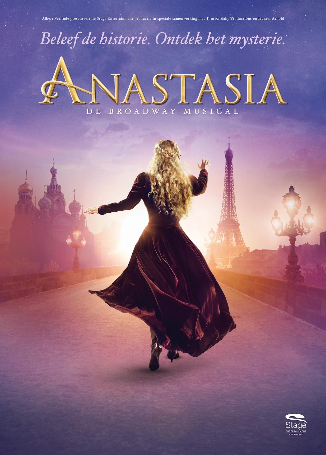 Anastasia geeft Keizerlijke allure aan het Circustheater