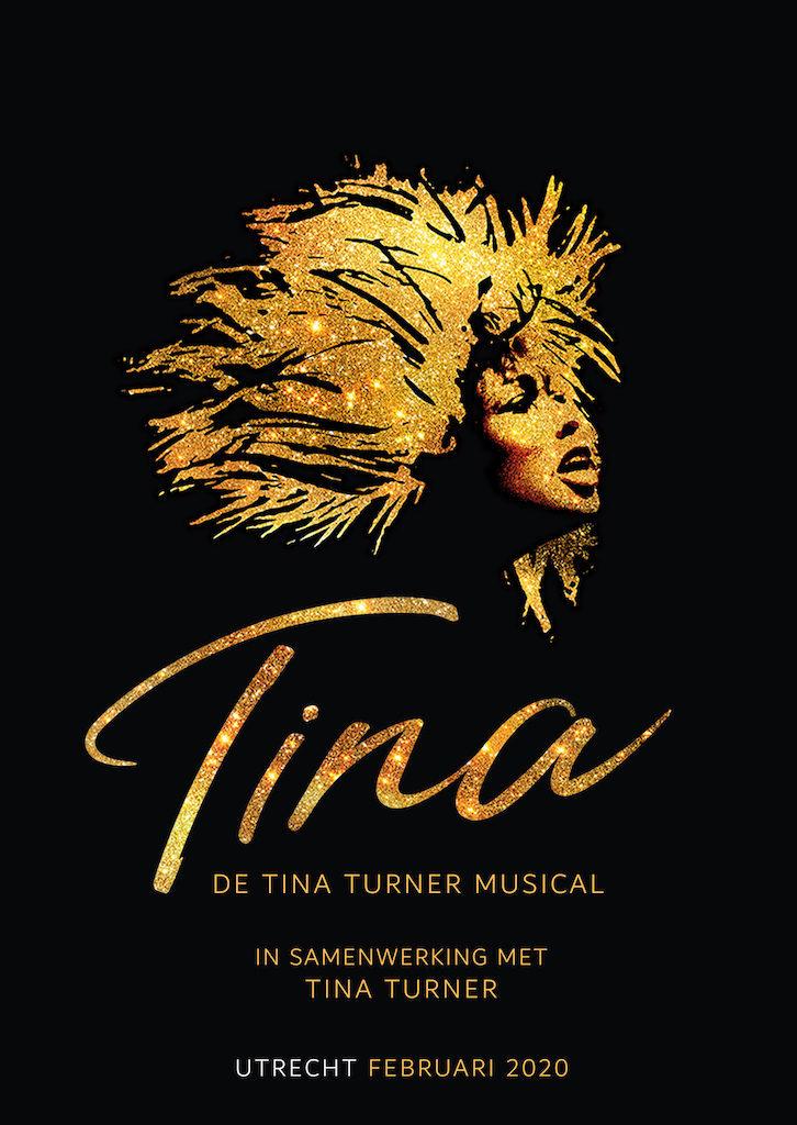 'TINA – De Tina Turner Musical' vanaf 14 juli terug in het Beatrix Theater Utrecht