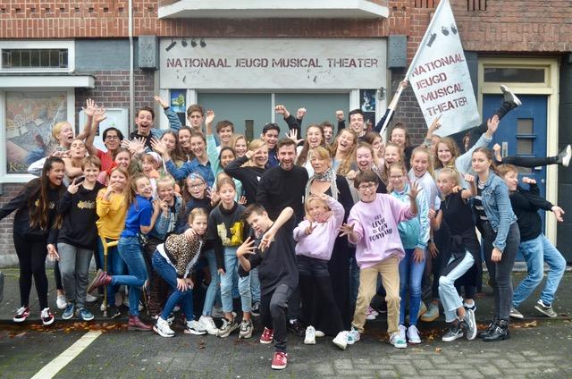 Nationaal Jeugd Musical Theater gaat partnerschap aan met MusicalCamp