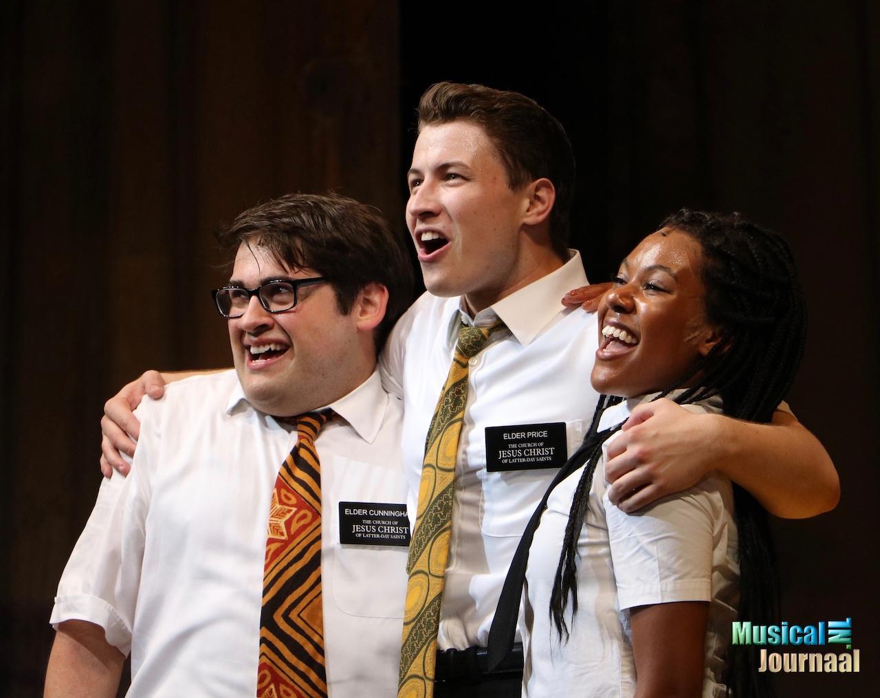 The Book of Mormon: beter dan het Boek