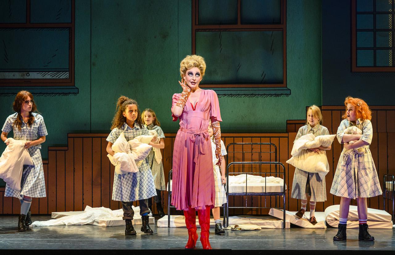 'Annie de musical' komt exclusief terug in DeLaMar Theater