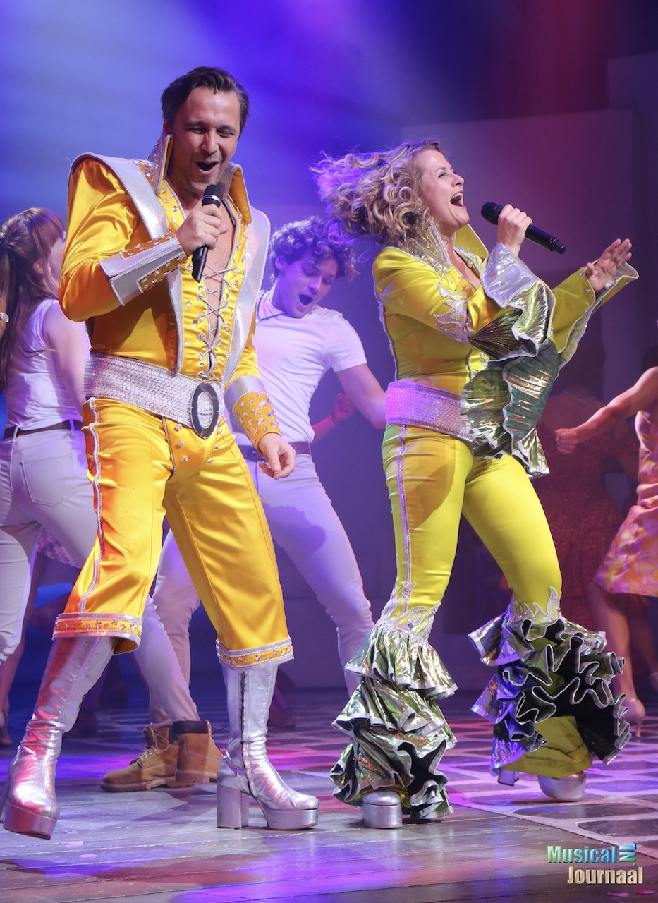 Rosalie de Jong is kadootje voor Mamma Mia én het publiek
