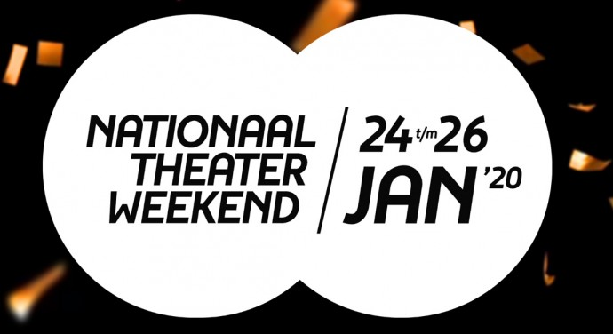 Jon van Eerd, Naidjim Serverina, Lakshmi en Niek Roozen ambassadeurs van het Nationaal Theaterweekend
