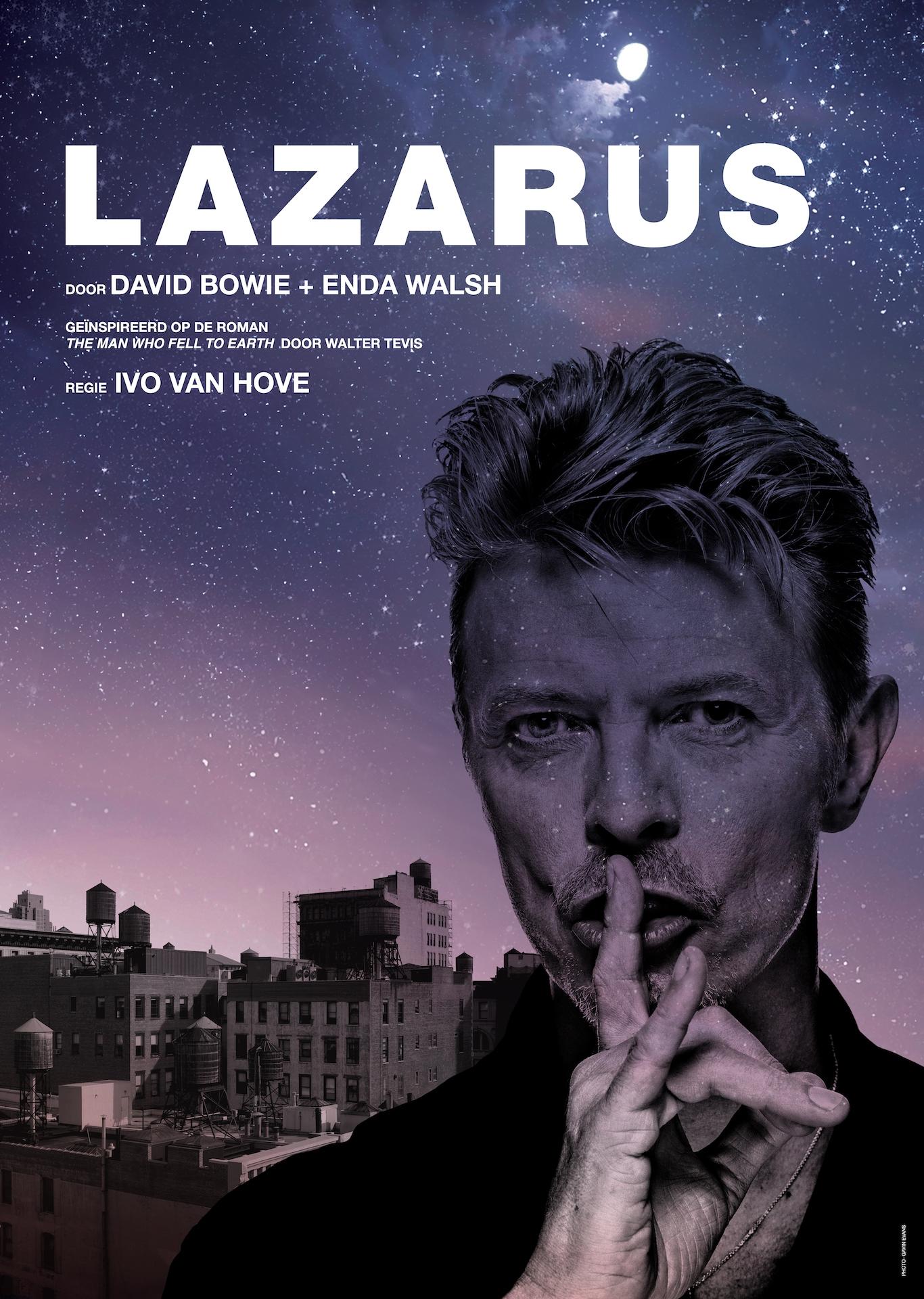 Amsterdamse kerkklokken eren David Bowie
