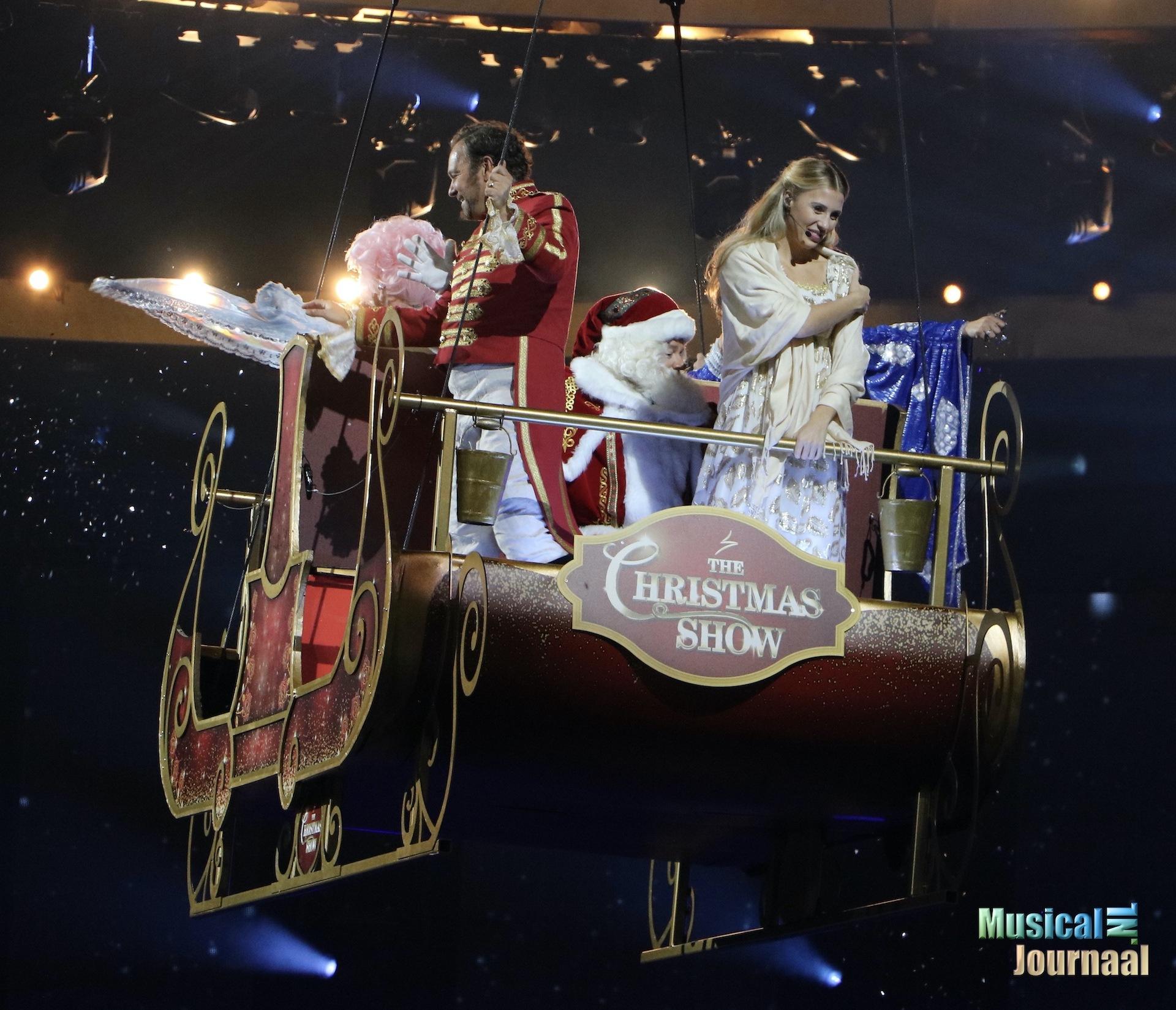 'The Christmas Show' zet traditie voort