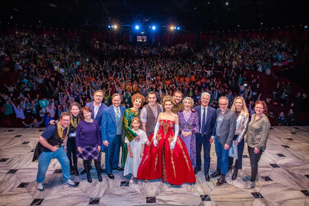 1200 kinderen beleven musical 'Anastasia'