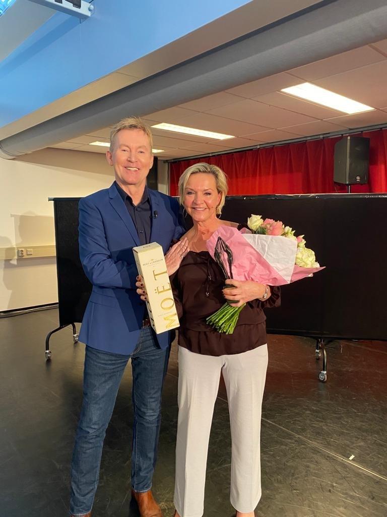 Mariska van Kolck scoort rol in 'Titanic' en ontvangt 'De Graaf & Cornelissen Wisseltrofee' 2020