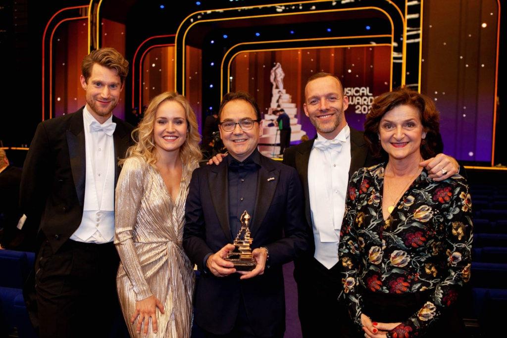 Soldaat van Oranje - De Musical bekroond met Musical Award voor Unieke Prestatie