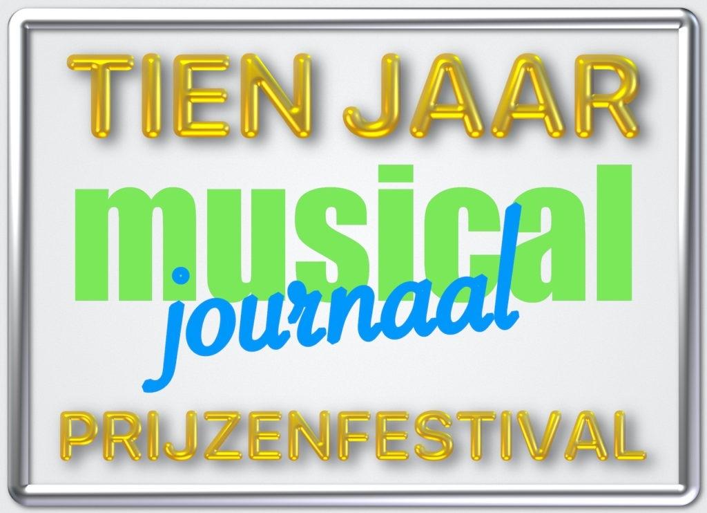Speel mee met het 'Tien jaar Musicaljournaal' prijzenfestival!
