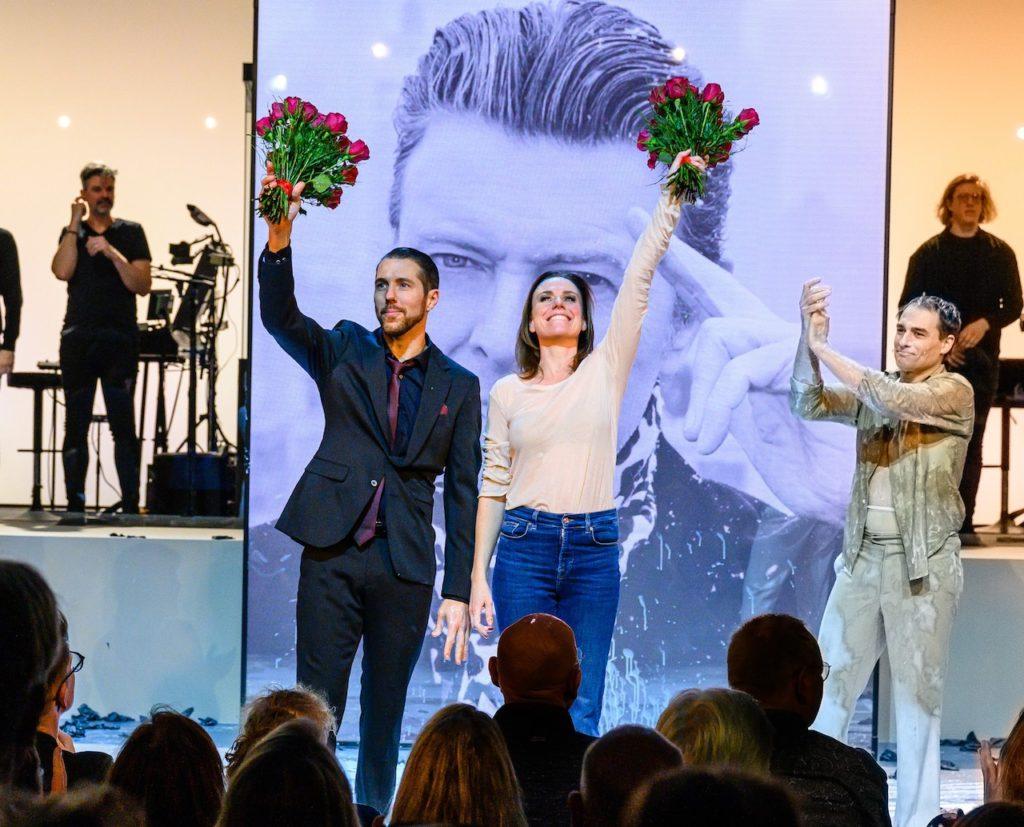 Succesvolle première in Lazarus voor William Spaaij en Lottie Hellingman
