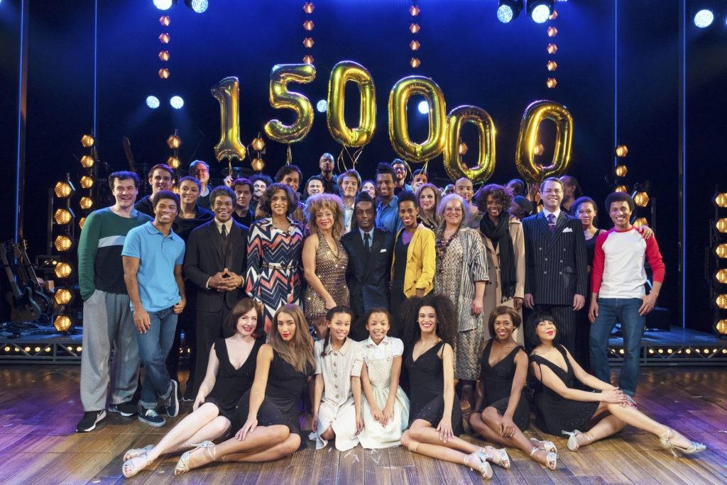 150.000 tickets verkocht voor 'TINA – De Tina Turner Musical'