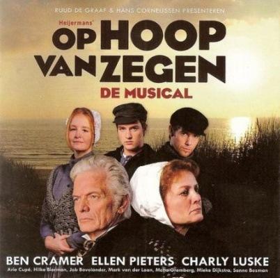 Musical 'Op Hoop van Zegen' exclusief te zien op DG&C Exclusief