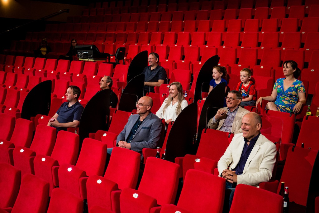 Coronabrandhaard Uden komt met capaciteit verhogende exit-strategie voor theaters