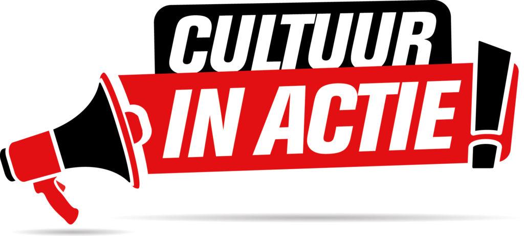 Ruim 200.000 digitale demonstranten voor 'Cultuur in Actie!'