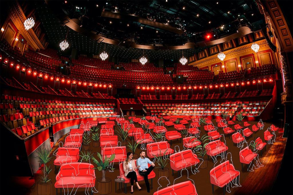S A M E N van Theater Bellevue, De Kleine Komedie en Carré per 1 juli in Carré te zien