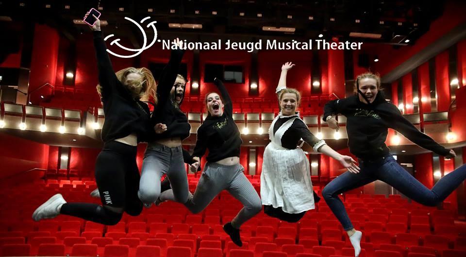Het Nationaal Jeugd Musical Theater start het nieuwe schooljaar met een vooropleiding