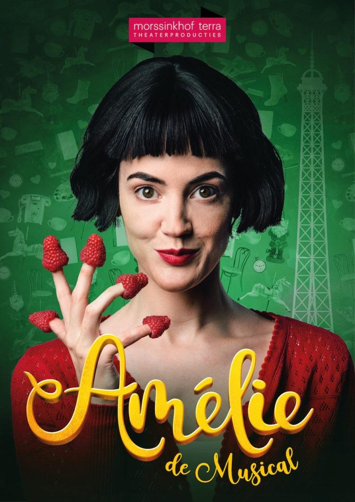 Franse filmhit 'Amélie' komt als musical naar Nederland