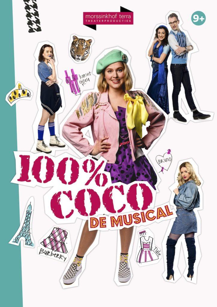 '100% COCO' komt als musical naar het theater