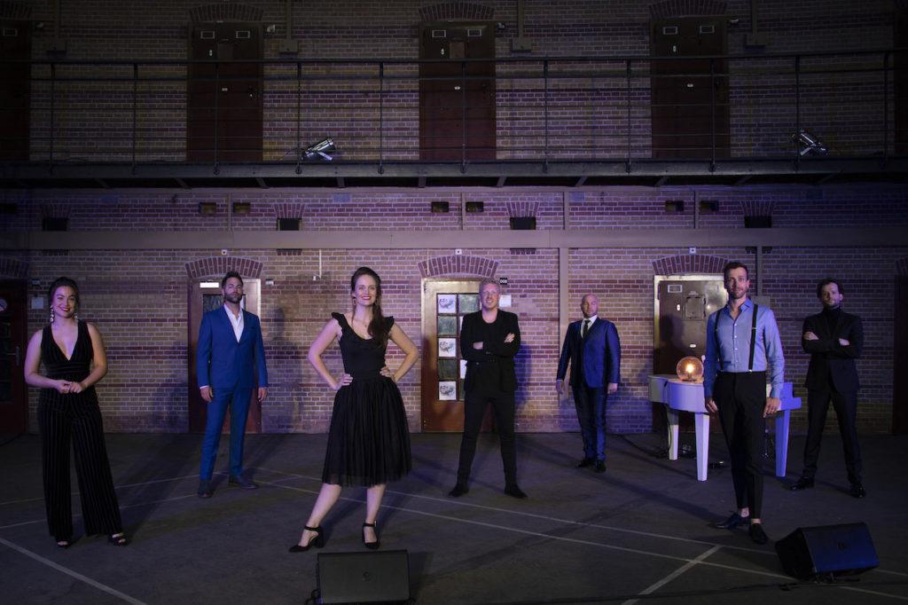 RooxLive presenteert musicalconcerten in de Koepelgevangenis in Breda