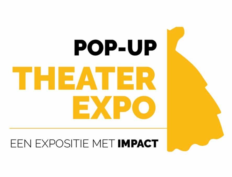 Pop-up Theaterexpo in De Goudse Schouwburg