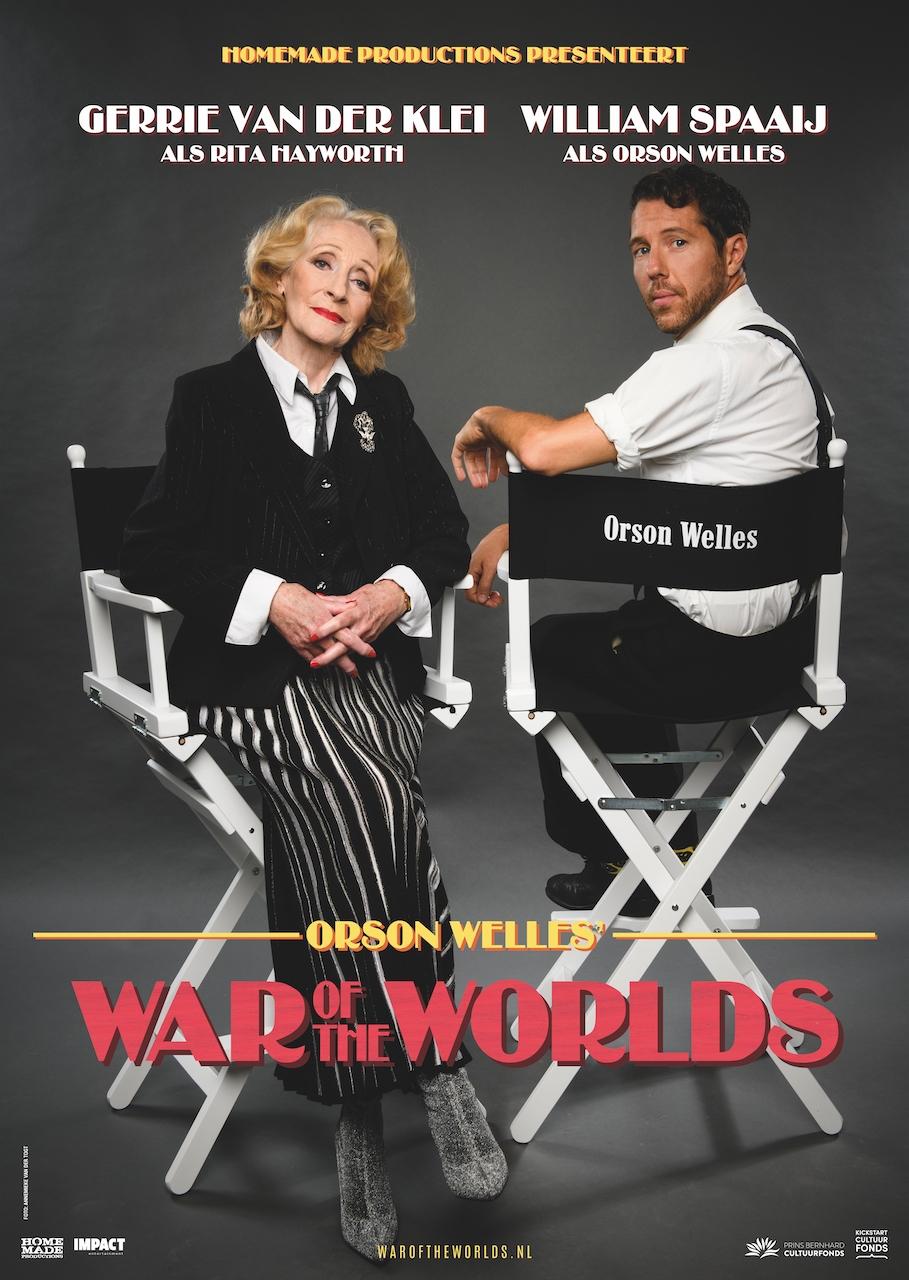 War of the Worlds - nieuwe media veroorzaken massahysterie