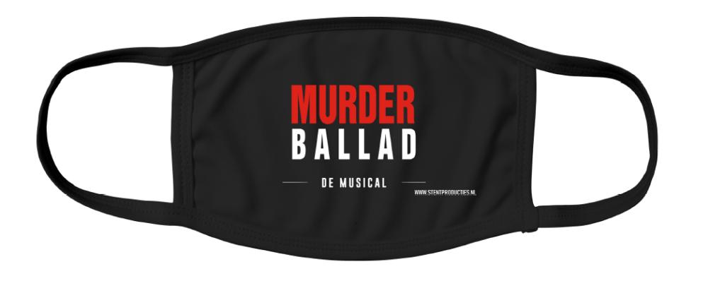 Musical 'Murder Ballad' krijgt eigen mondkapje