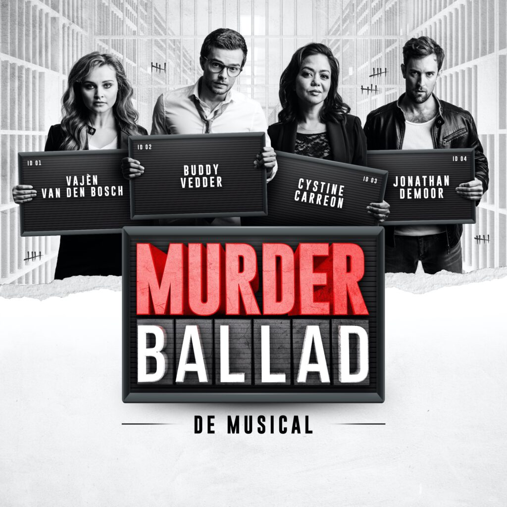 Extra shows voor Off-Broadway hit 'Murder Ballad'
