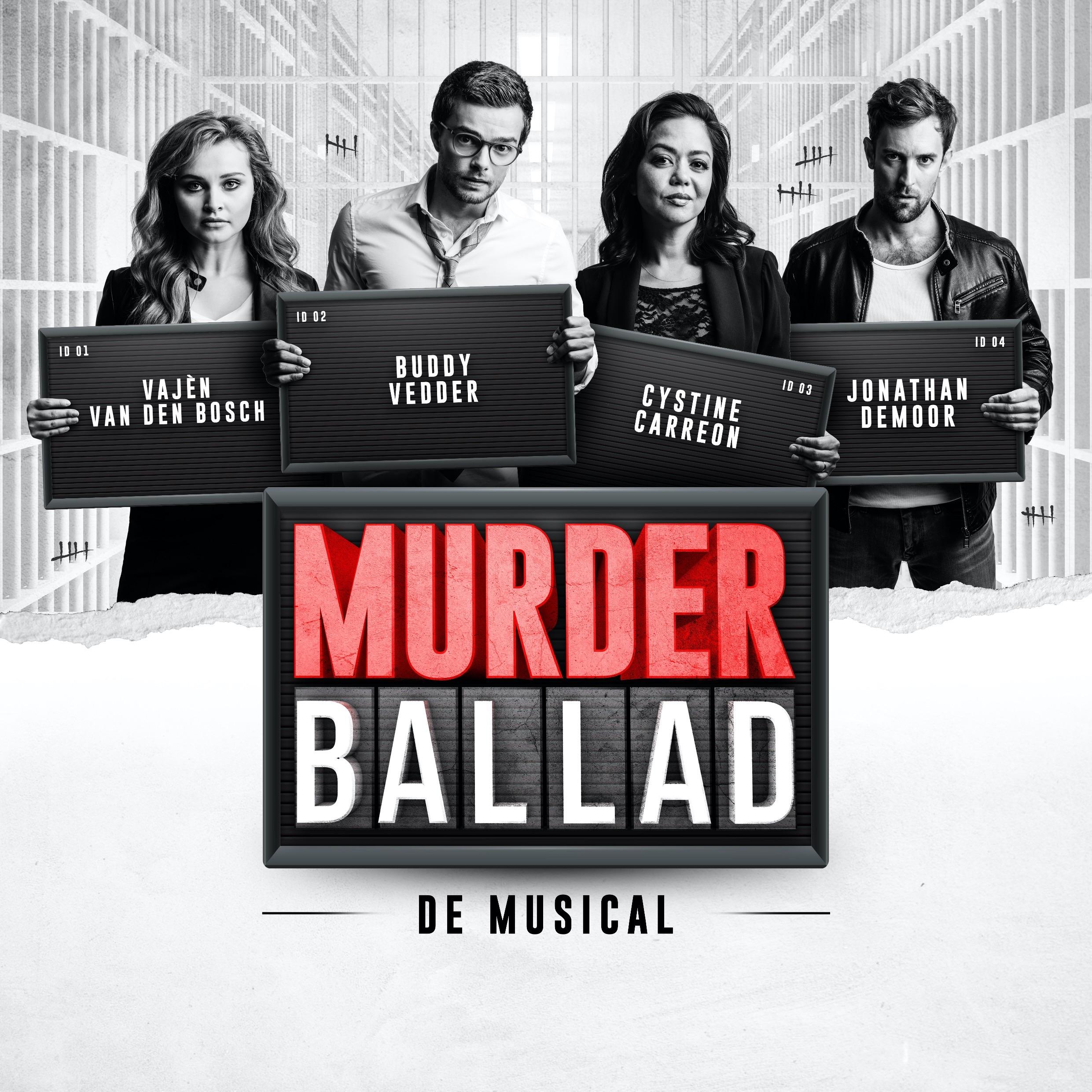 Première Off-Broadway musical 'Murder Ballad' gaat door