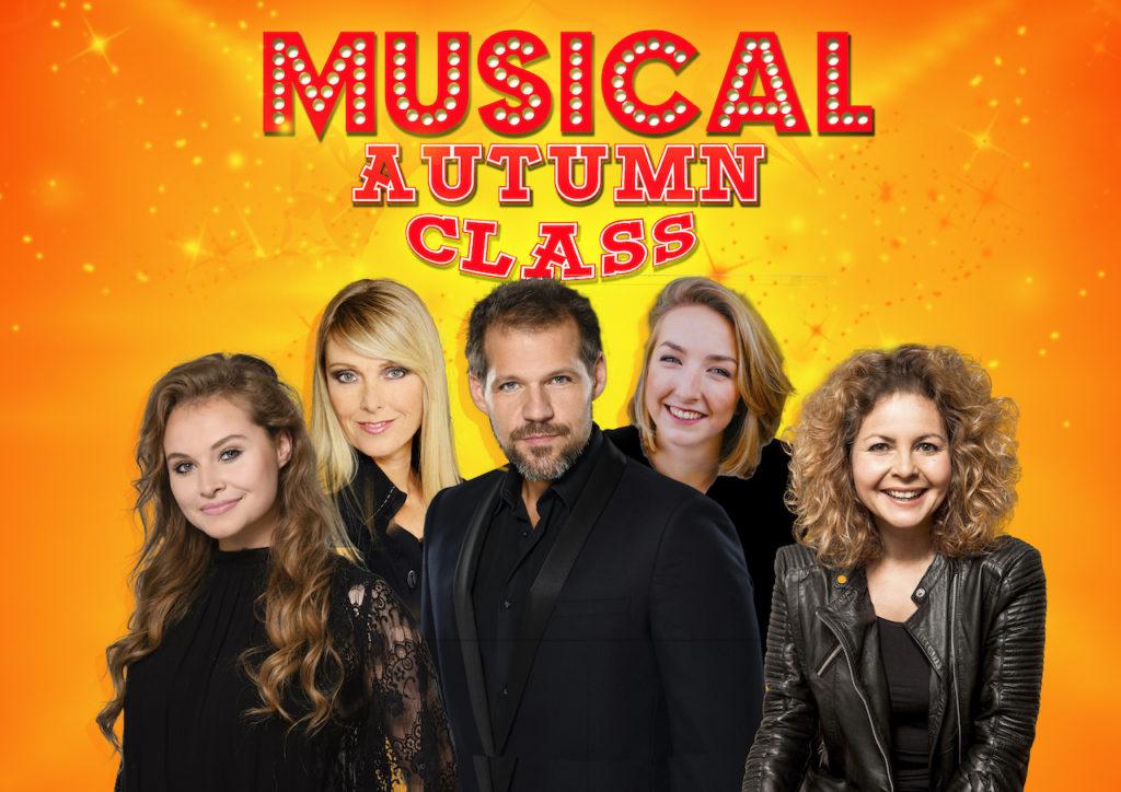 Musical Autumn Class - na de zomereditie nu ook vervolg in de herfstvakantie