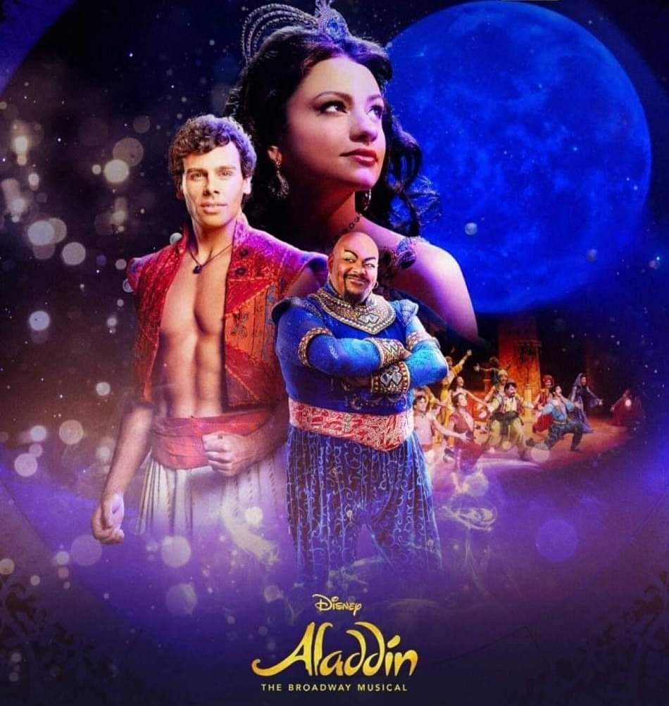'Aladdin The Musical' mogelijk in april 2021 op Disney+