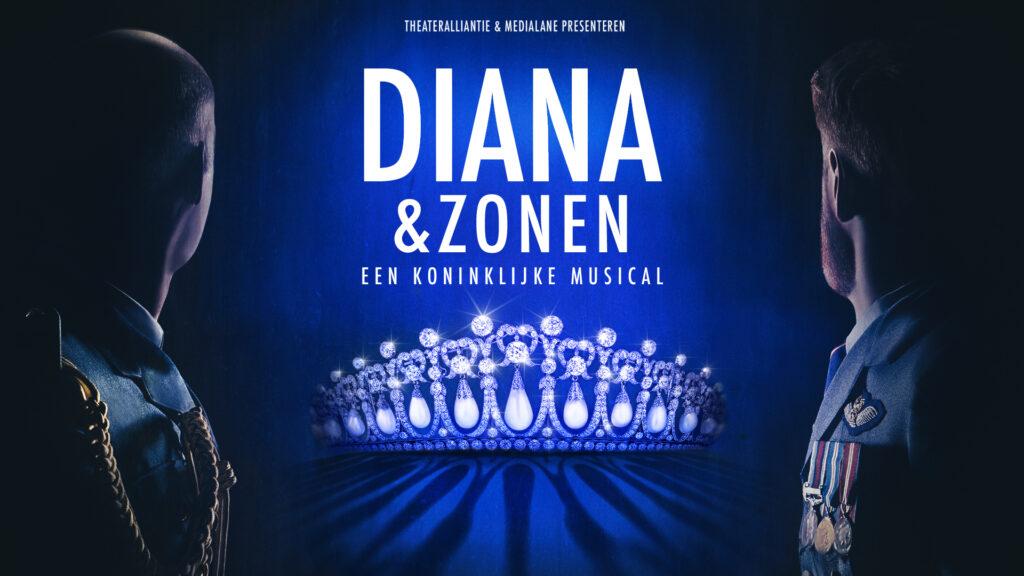 Liss Walravens speelt Kate Middleton in 'Diana & Zonen'