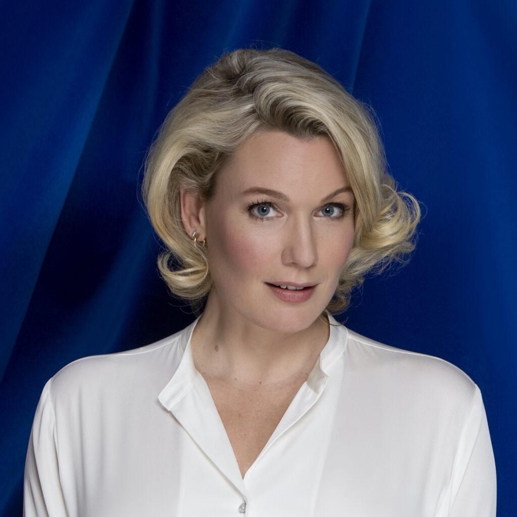 Marlijn Weerdenburg is Diana in de nieuwe Nederlandse musical 'Diana & Zonen'