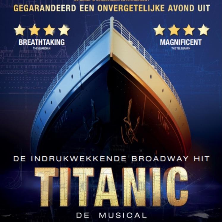 Nieuwe kapitein op de 'Titanic'