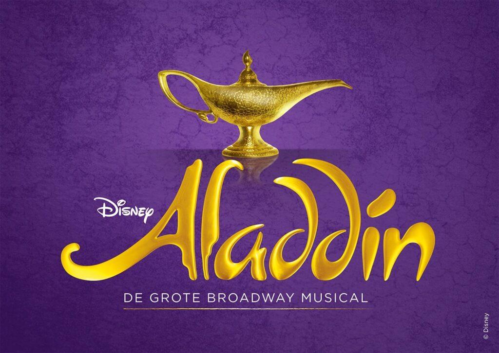 Cast 'Aladdin de Musical' nu volledig bekend