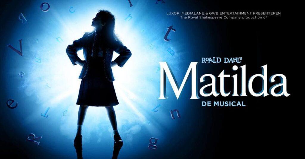 Auditie-oproep: 'Matilda de Musical' komt naar Nederland